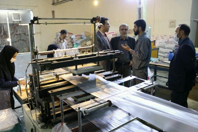 راهاندازی دومین واحد تولید دستکش نایلکسی در استان